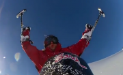 Paraplegic Throws First Ever Sit Ski Backflip [VIDEO]